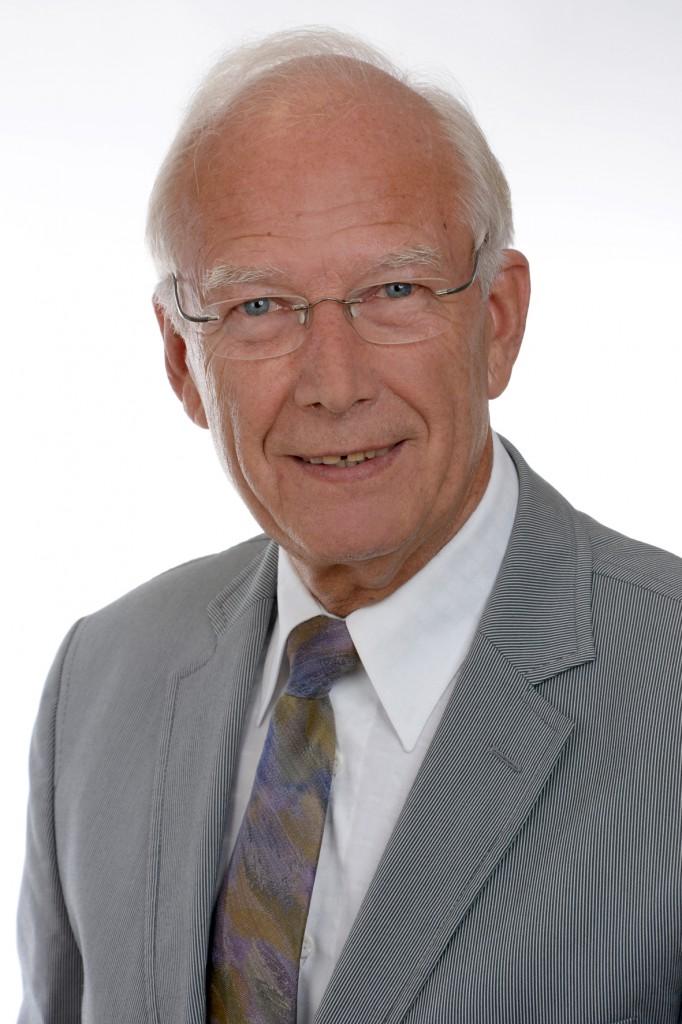 1. Vorsitzender Klaus Manefeld